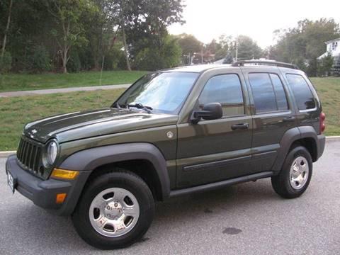 2007 Jeep Liberty for sale in Johnston, RI