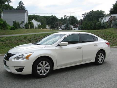 2013 Nissan Altima for sale at Electra Auto Sales in Johnston RI