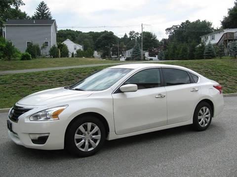 2013 Nissan Altima for sale at Electra Auto Sales in Johnston RI