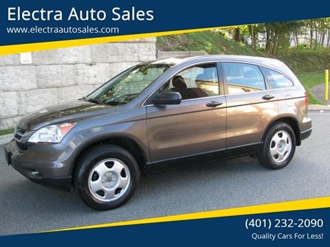 2011 Honda CR-V for sale in Johnston, RI