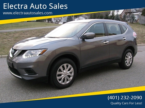 2015 Nissan Rogue for sale in Johnston, RI