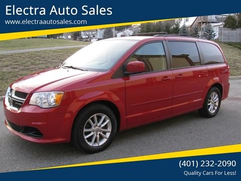 2013 Dodge Grand Caravan for sale in Johnston, RI
