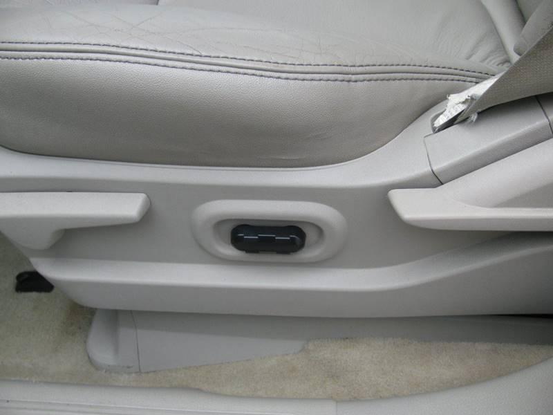 2007 Ford Edge AWD SEL Plus 4dr SUV - Johnston RI