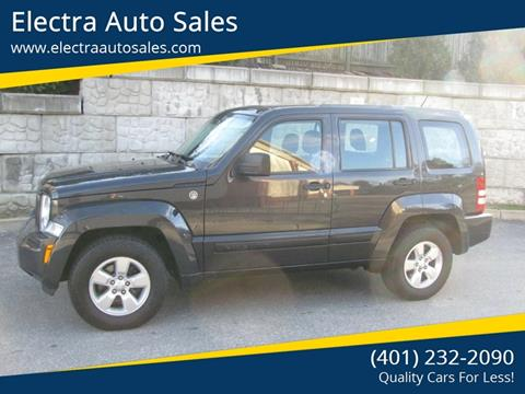 2011 Jeep Liberty for sale in Johnston, RI