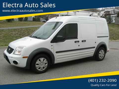 2013 Ford Transit Connect for sale in Johnston, RI