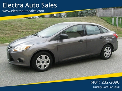 2013 Ford Focus for sale in Johnston, RI