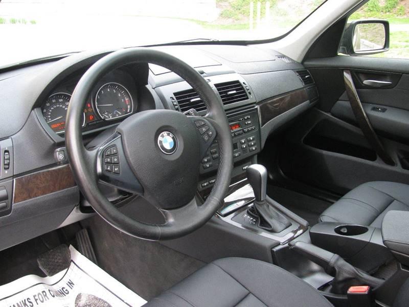 2007 BMW X3 AWD 3.0si 4dr SUV - Johnston RI