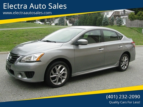 2014 Nissan Sentra for sale in Johnston, RI