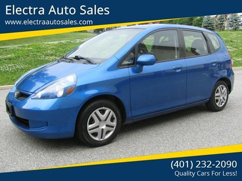 honda fit for sale in johnston ri electra auto sales electra auto sales