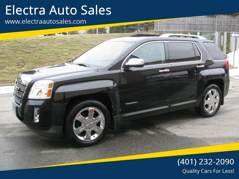 used 2010 gmc terrain in johnston ri auto com 2ctfljey7a6298999 auto com