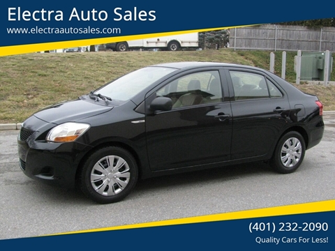 toyota yaris for sale in johnston ri electra auto sales electra auto sales