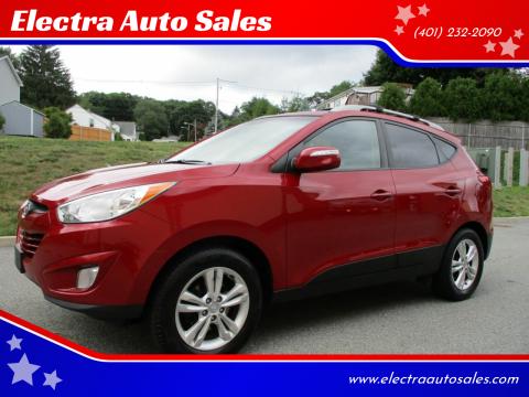 hyundai tucson for sale in johnston ri electra auto sales electra auto sales