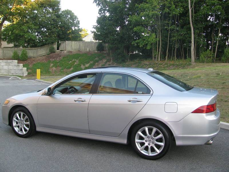 2006 Acura TSX 4dr Sedan 5A w/Navi - Johnston RI