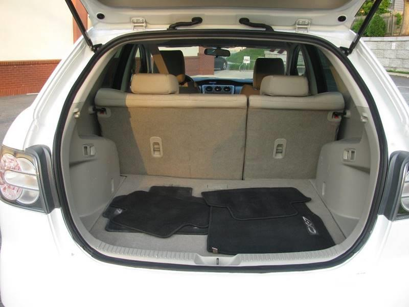 2011 Mazda CX-7 i Sport 4dr SUV - Johnston RI