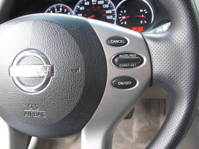 2010 Nissan Altima 2.5 S 4dr Sedan - Johnston RI