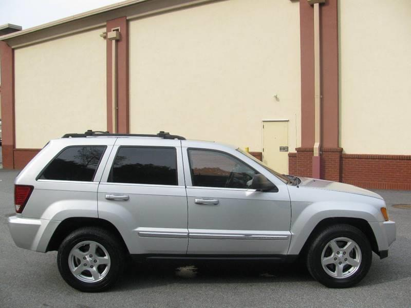 2007 Jeep Grand Cherokee 4x4 Limited 4dr Crossover - Johnston RI