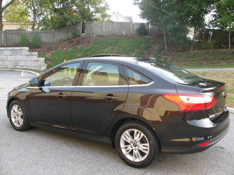 2012 Ford Focus SEL 4dr Sedan - Johnston RI