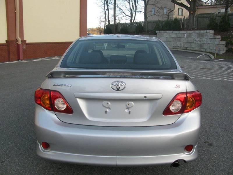 2010 Toyota Corolla S 4dr Sedan 4A - Johnston RI