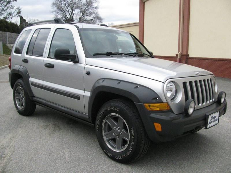 2006 Jeep Liberty Renegade 4dr SUV 4WD - Johnston RI