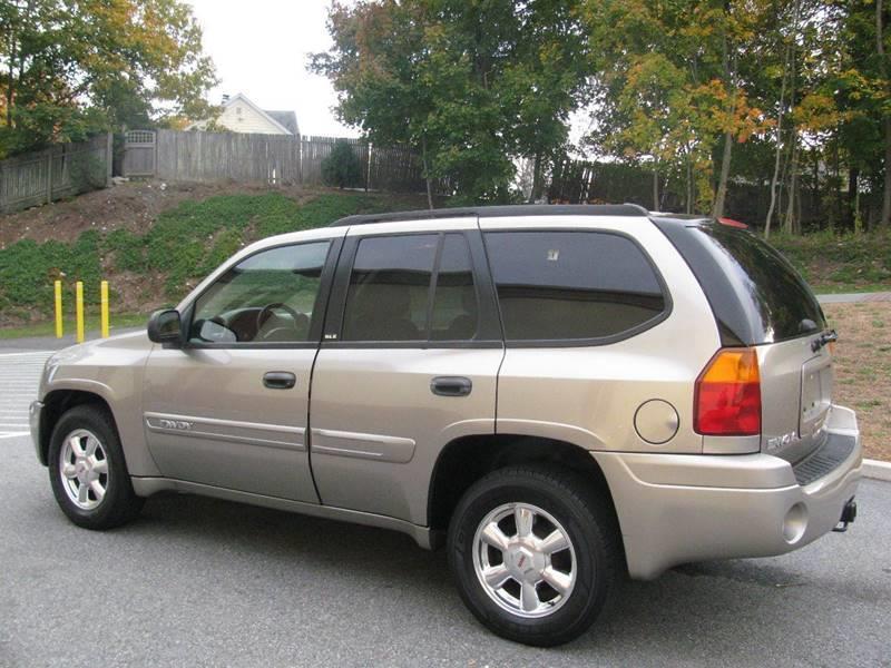 2003 GMC Envoy SLE 4WD 4dr SUV - Johnston RI
