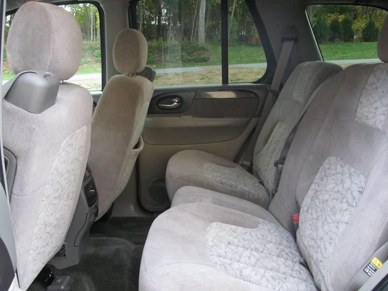 2003 GMC Envoy SLE 4WD 4dr SUV - Johnston RI