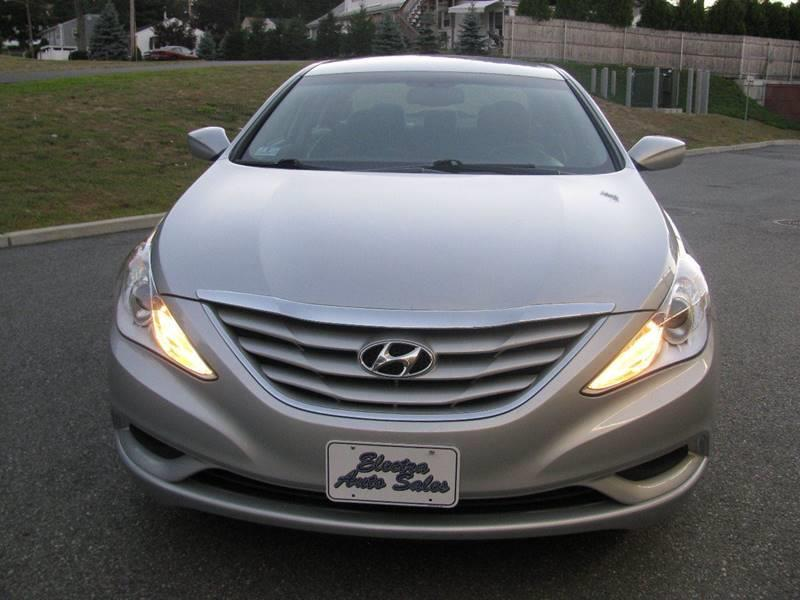 2012 Hyundai Sonata GLS 4dr Sedan - Johnston RI