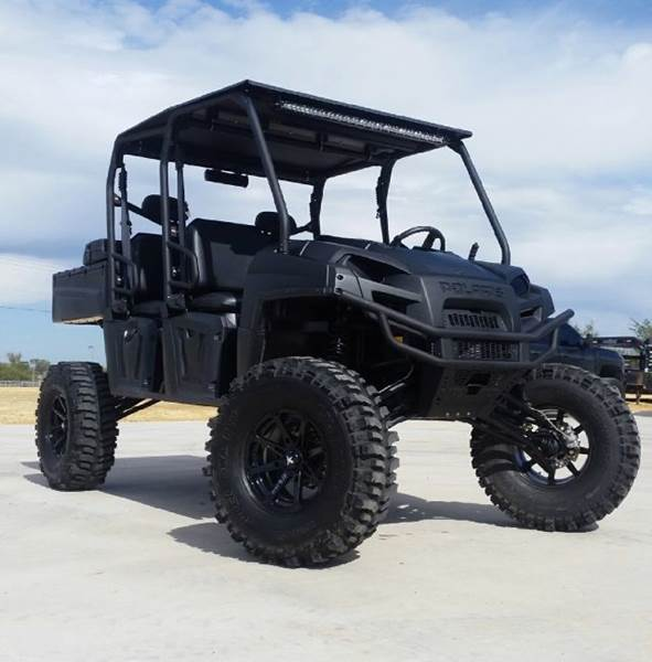 ranger polaris crew 800 kit lift eps le gainesville triple sales auto tx check light steering boggers power wheels atv