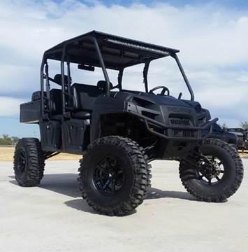 2013 Polaris Ranger 800 CREW for sale at Triple C Auto Sales in Gainesville TX