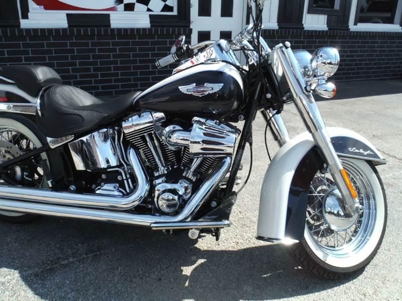 2013 Harley-Davidson Softtail DELUXE DELUXE - Gainesville TX