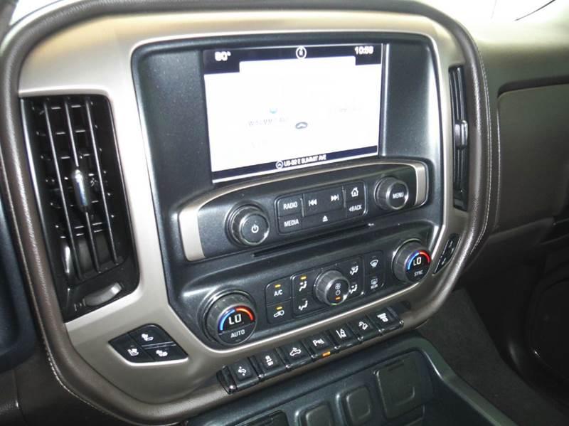 2016 GMC Sierra 2500HD Denali 4x4 4dr Crew Cab SB - Gainesville TX