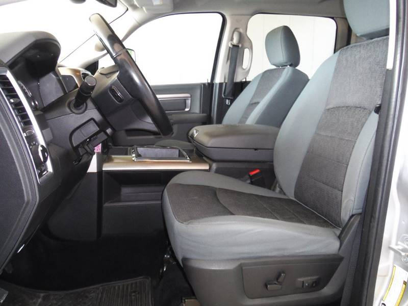 2013 RAM Ram Pickup 2500 4x4 Lone Star 4dr Crew Cab 6.3 ft. SB Pickup - Gainesville TX