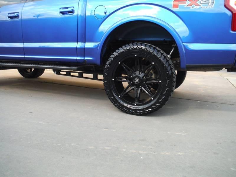 2015 Ford F-150 4x4 XLT 4dr SuperCrew 6.5 ft. SB - Gainesville TX
