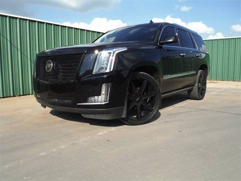 2015 Cadillac Escalade for sale in Gainesville, TX