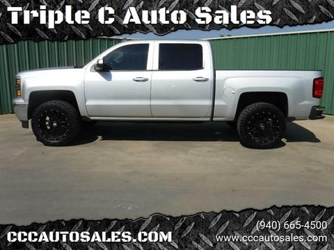 Triple C Auto Sales >> Triple C Auto Sales Car Dealer In Gainesville Tx