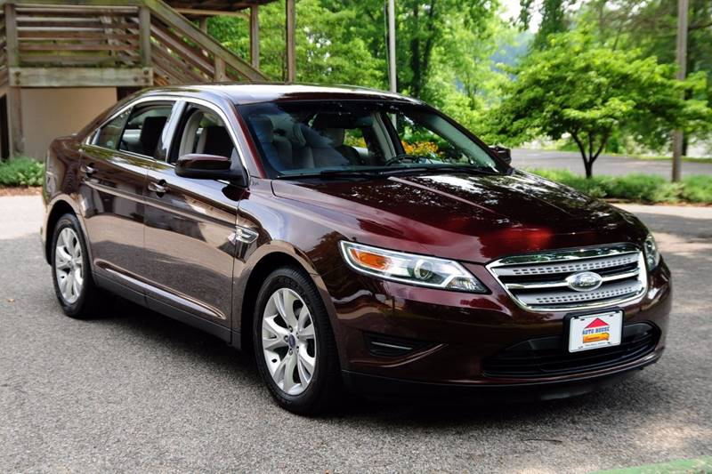 2010 ford taurus sel 4dr sedan in terre haute in - auto house superstore