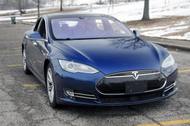 2016 Tesla Model S Awd 90d 4dr Liftback In Terre Haute In Auto House Superstore