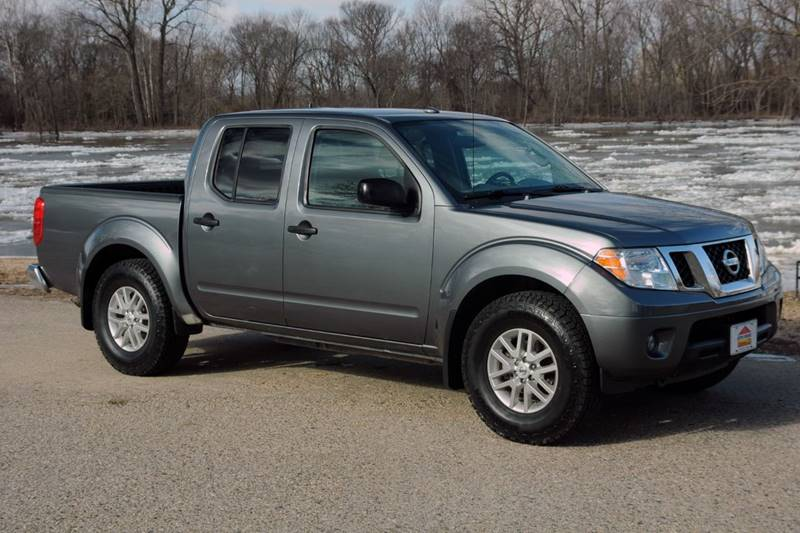 9fc5be4c39 2016 Nissan Frontier 4x4 SV 4dr Crew Cab 5 ft. SB Pickup 5A In Terre ...