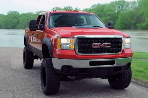 2013 GMC Sierra 2500HD for sale in Terre Haute, IN
