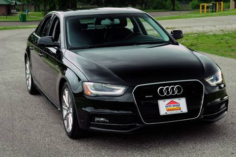 2015 Audi A4 for sale in Terre Haute, IN