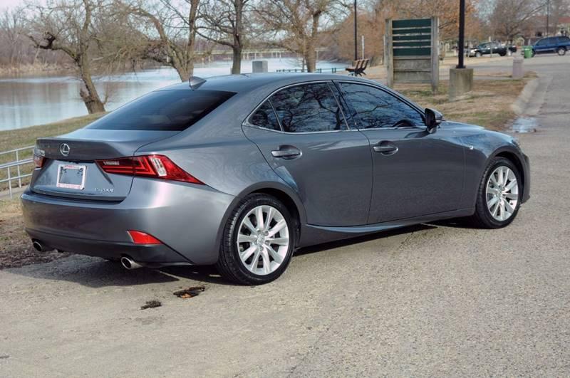 2016 Lexus IS 200t 4dr Sedan - Terre Haute IN