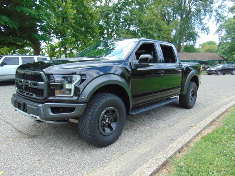 2018 Ford F-150 4x4 Raptor 4dr SuperCrew 5.5 ft. SB - Terre Haute IN