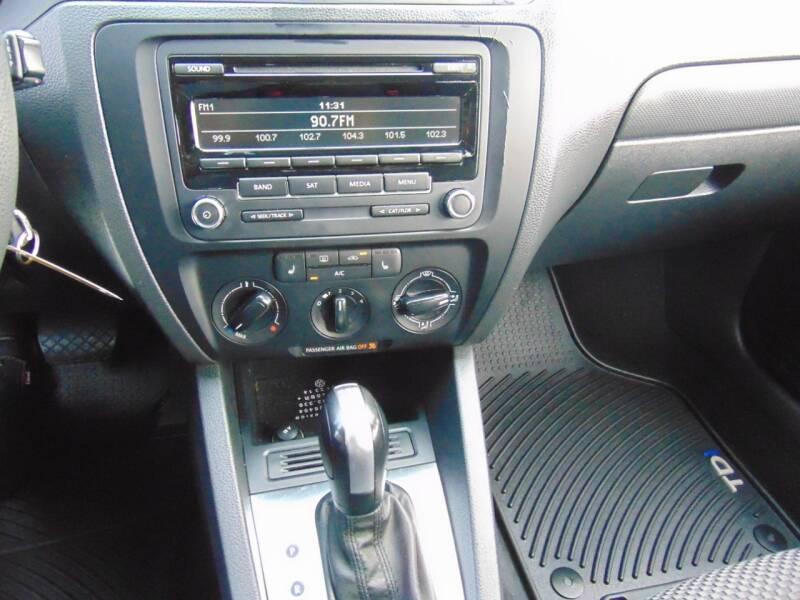 2014 Volkswagen Jetta TDI 4dr Sedan 6A - Terre Haute IN