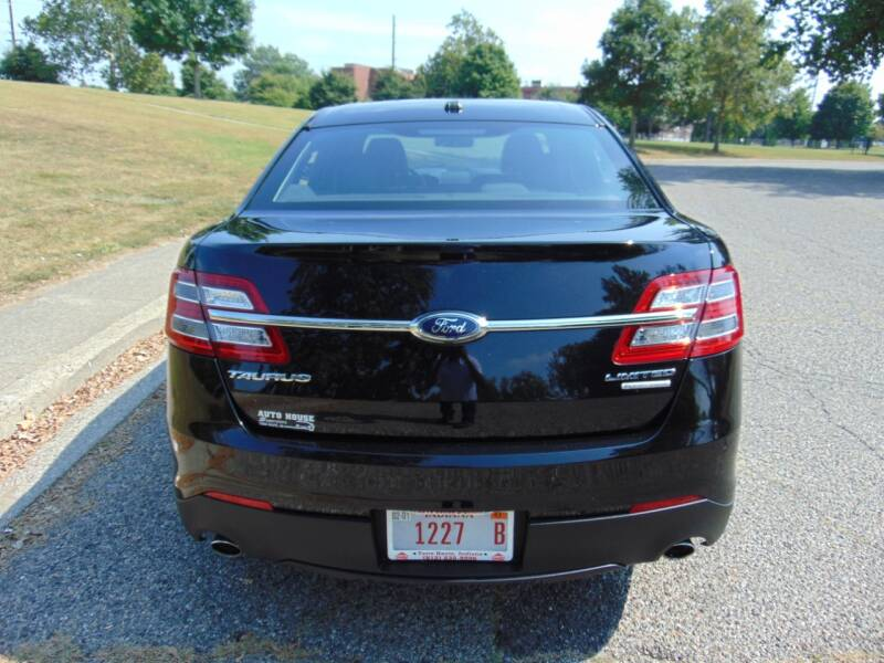 2016 Ford Taurus Limited 4dr Sedan - Terre Haute IN
