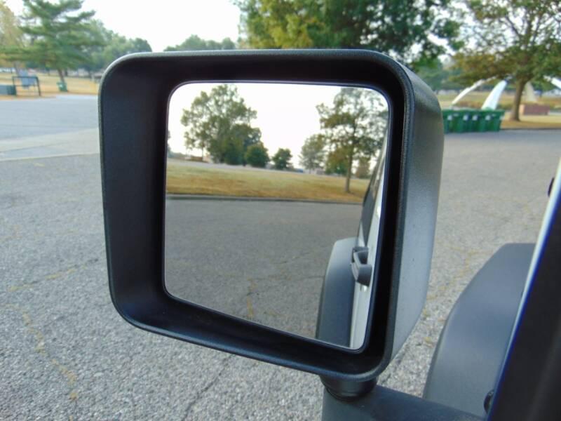2017 Jeep Wrangler 4x4 Willys Wheeler 2dr SUV - Terre Haute IN