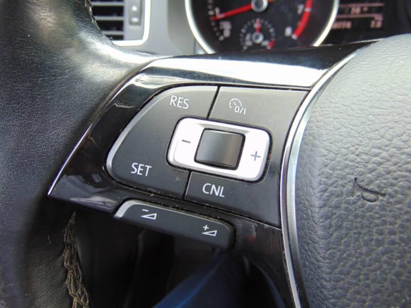 2017 Volkswagen Jetta 1.4T SE 4dr Sedan 6A - Terre Haute IN