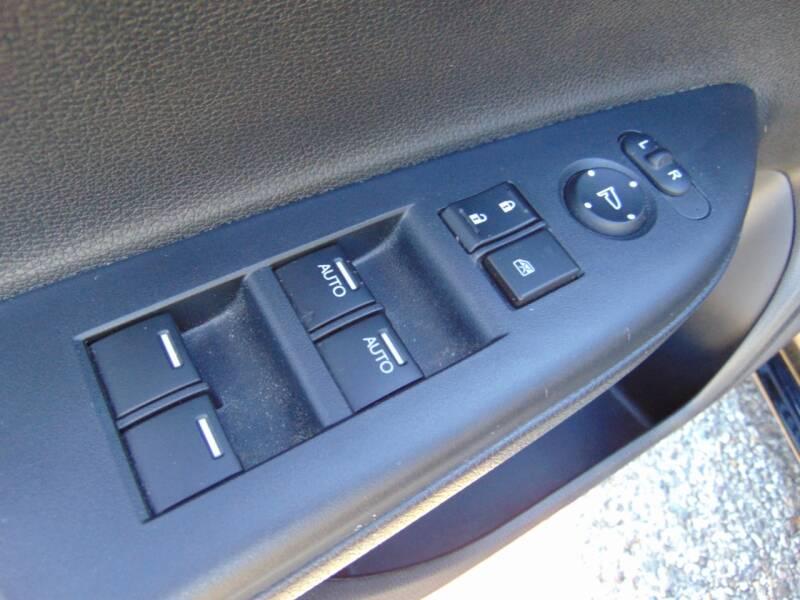 2013 Honda Accord EX 4dr Sedan CVT - Terre Haute IN