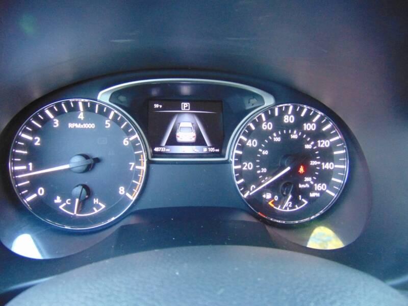2018 Nissan Altima 2.5 SL 4dr Sedan - Terre Haute IN