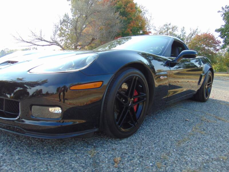 2007 Chevrolet Corvette Z06 2dr Coupe - Terre Haute IN