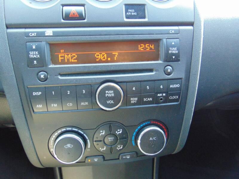 2010 Nissan Altima 2.5 S 4dr Sedan - Terre Haute IN
