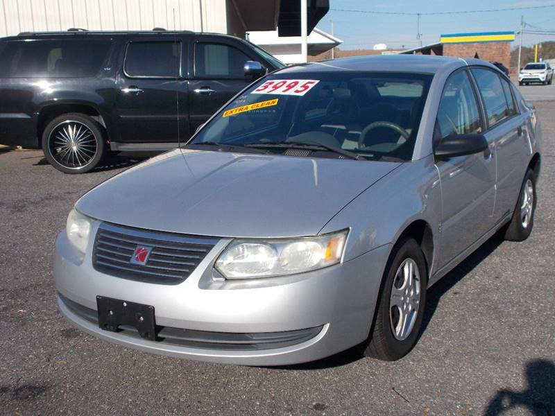 2005 Saturn Ion 1 4dr Sedan In Newton Nc Trl Motors
